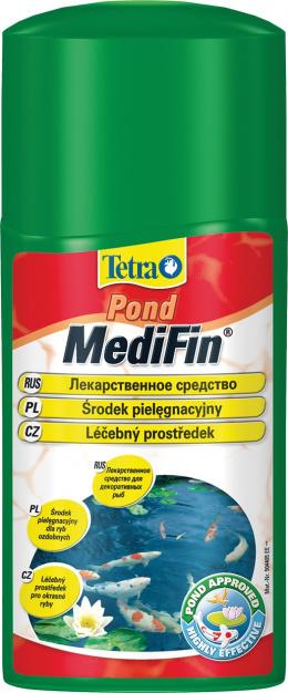 TetraPond Medifin 500ml
