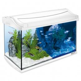 Akvarium AquaArt LED biele 57*30*35cm 60l