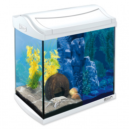 Akvarium AquaArt LED biele 35*25*35cm 30l