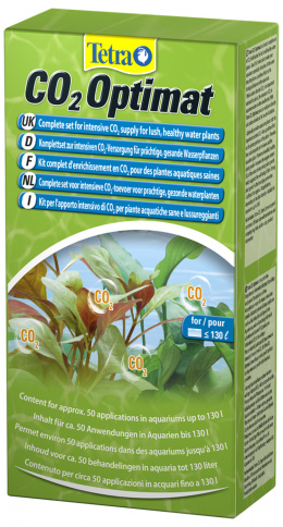 TetraPlant CO2-Optimat+kaskade