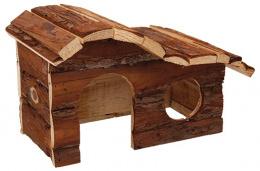 Domek SA Kaskada dřevěný s kůrou