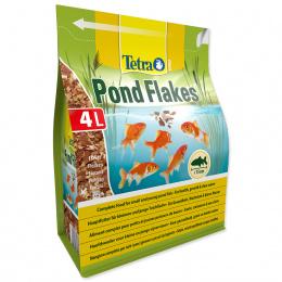 Tetra Pond Flakes 4L