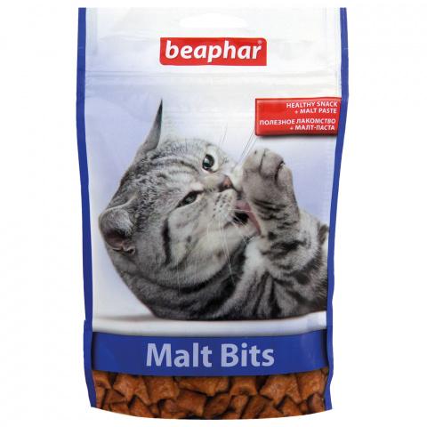 Malt-Bits Cat 150g plnene vankusiky