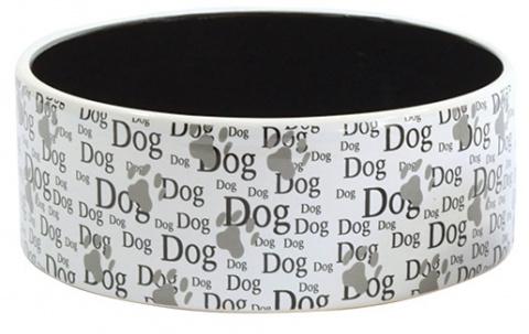 Miska DOG FANTASY keramická potlač Dog 20 cm title=