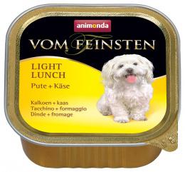 Vom Feinsten light - morka a syr 150g