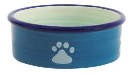 Miska MAGIC CAT keramická mačacia labka 12,5 cm