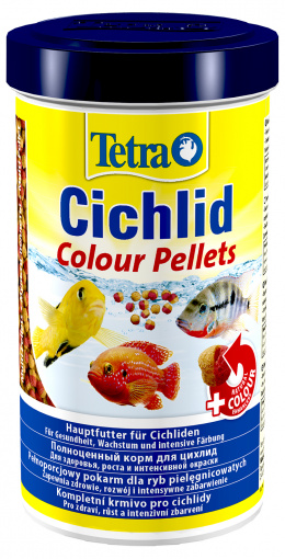 Tetra Cichlid Colour 500ml