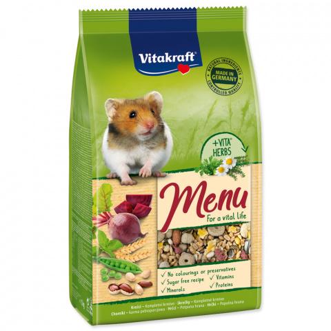 Menu Hamster 1kg aroma soft bag title=