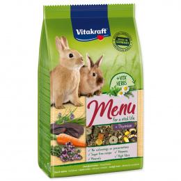 Menu Rabbit Thymian aroma soft bag 1kg