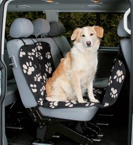 Přehoz zadních sedadel Trixie