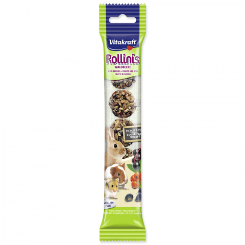 VITAKRAFT Rollinis Guinea Pig Fruit bag 7ks title=
