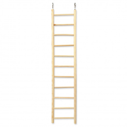 BIRD JEWEL rebrík drevený 9 priečok 44,5x9 cm