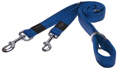 Voditko Utility prepinacie modre 2x160cm title=