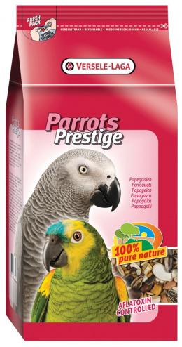 VERSELE-LAGA Krmivo prestige pre veľké papagáje 3 kg