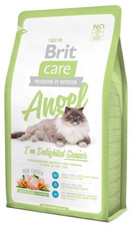 Brit Care Cat Angel I am Delighted Senior 2kg