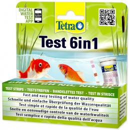 Test Pond Quick 5 v 1 /ph,kh,gh,no2,no3/