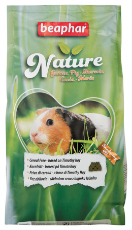 Krmivo Nature Guinea Pig 1,25kg