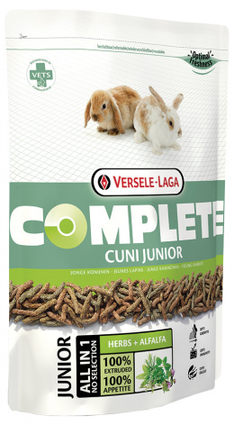 Krmivo Complete Junior pre kraliky 500g