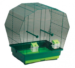 Klietka BIRD JEWEL K6 tmavo zelená