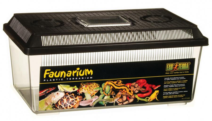 Fauna box 36x21x16cm - terarium