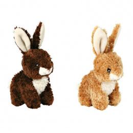 Hracka zajac plys 15cm