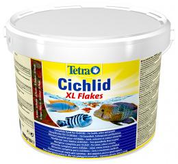 Tetra Cichlid XL vlocky 10l