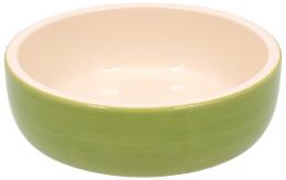 Miska MAGIC CAT keramická zelená 14,5 cm