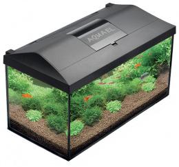 Akvarium set LEDDY 60, 60x30x30cm, 54l
