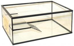 Terárium pre korytnačky 80x40x30 cm,5 mm