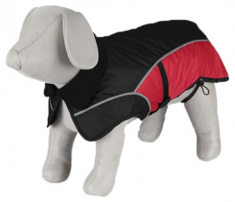 Vesta pre psy Trixie XL Avallon čierno-červená 80cm