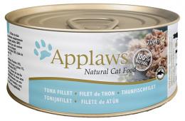 Konzerva Applaws Cat Tuna Fillet 70g