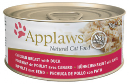 Konzerva Applaws Cat Chicken a Duck 70g