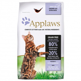 Krmivo Applaws Cat Chicken a Duck 400g