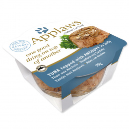Vanicka Applaws Tuna with Anchovy 70g