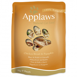 Kapsicka Applaws Cat Chicken a Pumpkin 70g