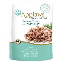 Kapsicka Applaws Cat tuna wholemeat in jelly 70g