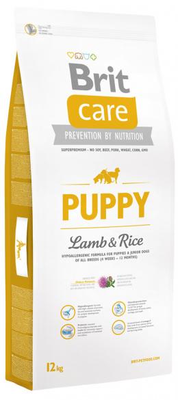 Brit Care Puppy Lamb a Rice 12 kg