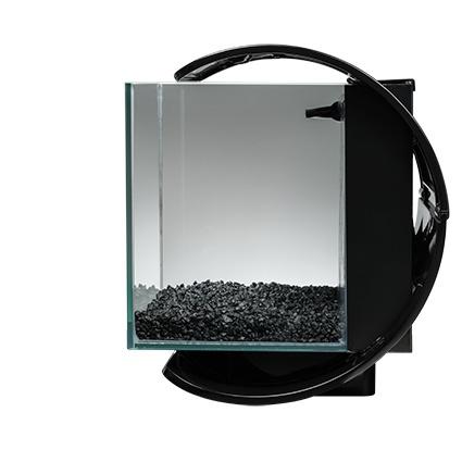 Tetra akvárium set Silhouette LED čierny 31x31,5x27x5 cm 12 l
