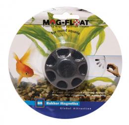 Stierka magneticka pre oble akvaria