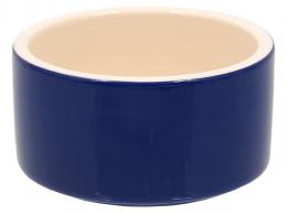 Miska SMALL ANIMAL keramická pre králiky modrá 10 cm