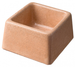 Miska betonova stvorcova c.48