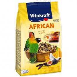 African Agaporni aroma soft bag 750g