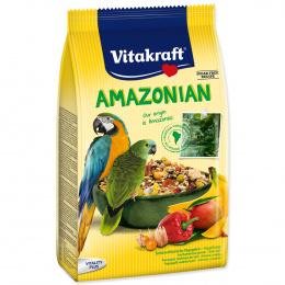 Amazonian Papagei aroma bag 750g