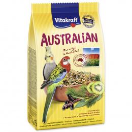 Australian Grosssittiche aroma bag750g
