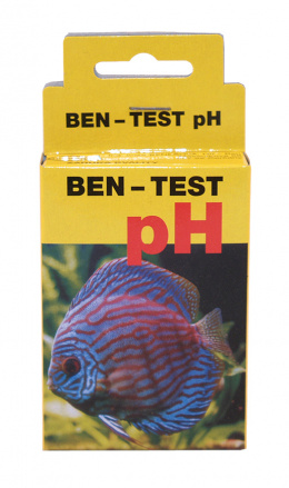 Ben test pH-pro pH 4,7-7,4