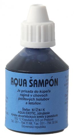 Dezinfekcia sampon Aqua pre holuby /140/