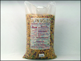 Cestoviny krmne komplet MIX 9kg