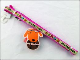 Voditko nyl.DogSquareRibbon 15*120cm