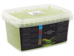 Piesok AQUA EXCELLENT svietivo zelený 1kg