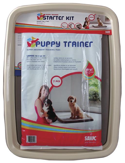 Podlozka Puppy trainer L60x48cm 7ks